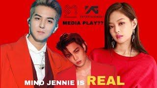 Video JENNIE KAI MEDIA PLAY?? MINO JENNIE IS REAL MP3, 3GP, MP4, WEBM, AVI, FLV Agustus 2019