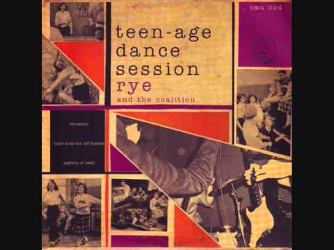 rye coalition - teen-age dance sensation 7