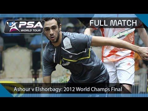 SQUASH : Qatar PSA World Championship 2012 – FINAL ASHOUR v ELSHORBAGY