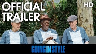 Nonton Going In Style   Official Trailer   2017  Hd  Film Subtitle Indonesia Streaming Movie Download
