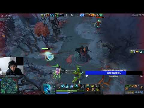 VANN MORPHLING OWNEANDO AL ENEMIGO | High MMR Rank Dota 2