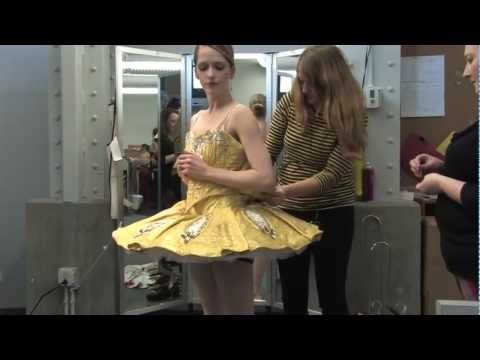 Behind the Scenes: The Kansas City Ballet Costume Shop Prepares For