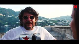 Ischia Film Festival 2016 - Incontri in terrazza - Lillo Petrolo