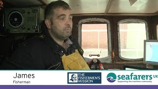 Fisherman James tells how he became involved in sailing, the struggles and the dangers of life at sea. The Fisherman's Mission...