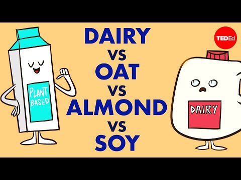Which type of milk is best for you? - Jonathan J. O'Sullivan & Grace E. Cunningham