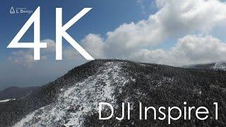 4K空撮 / 八ヶ岳