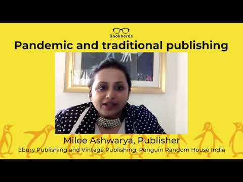 Pandemic and Traditional Publishing | Penguin | Decoding Publishing | Milee Ashwarya