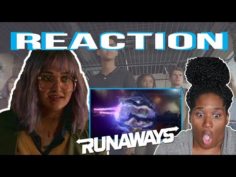 Runaways Reaction | Ep 3x09 The Broken Circle