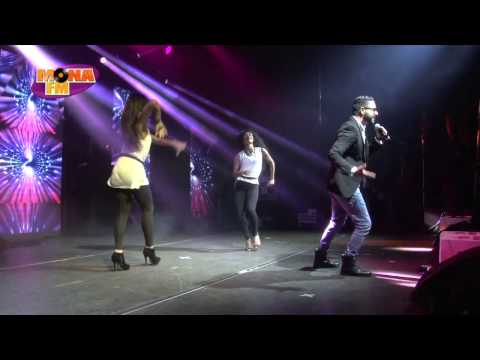 Concert Mona FM 2014 - Chawki - Time Of Our Lives