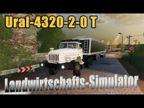 URAL 4320t v2.0