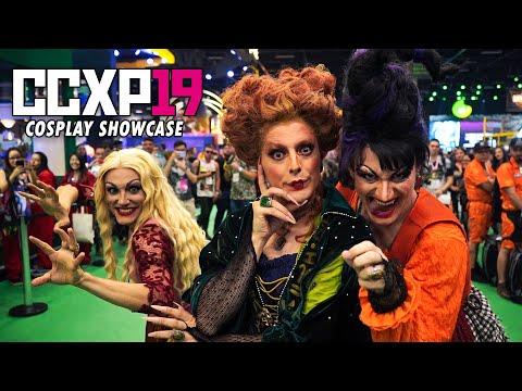 CCXP 2019 Cosplay Showcase