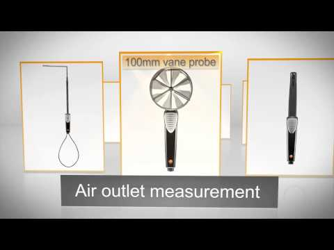 Professional Multi Function Indoor Air Quality Instrument | Testo 480 Video Image