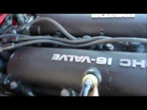 1989-1998 Mazda MX-5 Miata NA DIY#2 PCV