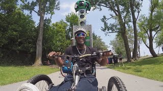 Toronto athletes are using a 360° camera to bring Google Street View to maps of the 80 km path to help make outdoor trails more...