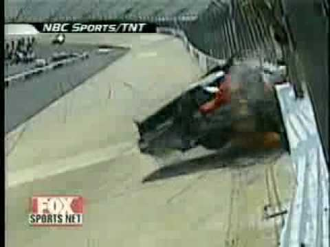 Nascar Crash !