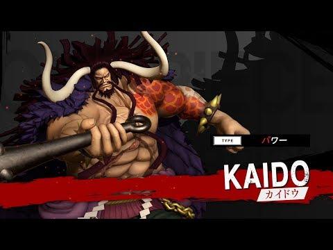 One Piece : Pirate Warriors 4 : Kaido gameplay (JP)