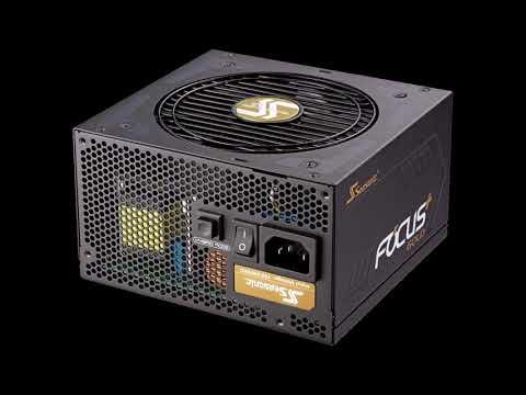 Поступил в продажу блок питания SeaSonic Focus Plus Gold 1000 Вт по цене 160 долларов