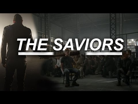 The Walking Dead | The saviors