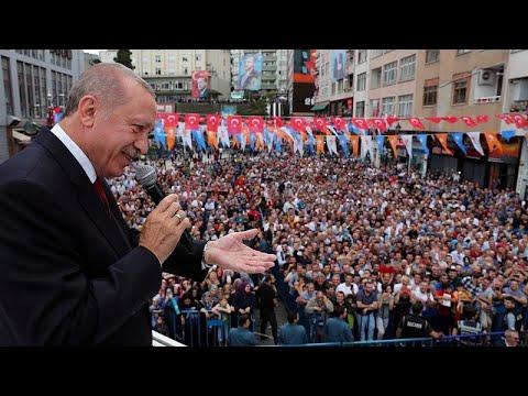Ερντογάν: Παράλογη η πτώση της λίρας – Συνωμοσία εναντίον της Τουρκίας…