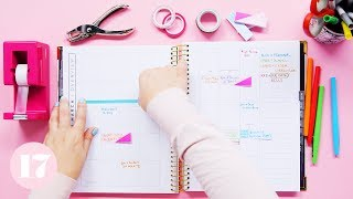 Video 9 Planner Hacks and Tricks You Need to Try | Plan with Me MP3, 3GP, MP4, WEBM, AVI, FLV Juli 2018