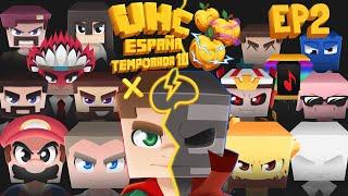 UHC España X Mindcrack Ep2, DUELO DE SPEEDRUNNERS