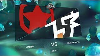 JSA vs GMB - Полуфинал 2 Игра 1 / LCL