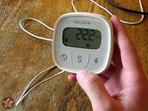 Belkin Conserve Insight Energy Use Monitor Review