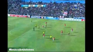 Colombia vs Costa Rica 1-0 Copa America 2011 [02-07-11]