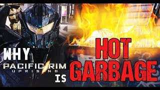 Video WHY Pacific Rim: Uprising is HOT GARBAGE MP3, 3GP, MP4, WEBM, AVI, FLV Oktober 2018