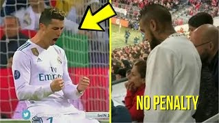 Video Reaksi Kekesalan Arturo Vidal Terkait Penalti Ronaldo | Real Madrid vs Juventus UCL 2018 MP3, 3GP, MP4, WEBM, AVI, FLV April 2018
