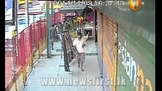 Padukka Sri Lanka  City new picture : CCTV footage of Padukka Robbery Newsfirst