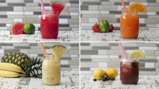 4 Fruit-Packed Refreshers by Tasty