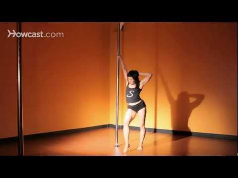 Pole dance на каблуках. Онлайн обучение.