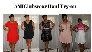 Hi loves..I had fun doing my first try-on in years! check out amiclubwear here: https://www.amiclubwear.com I will list the items in...
