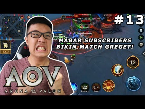 MABAR SUBSCRIBERS BUAT DAPET 7M?! - Arena Of Valor (Indonesia)
