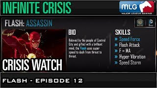 Flash - Ep 12 - Crisis Watch