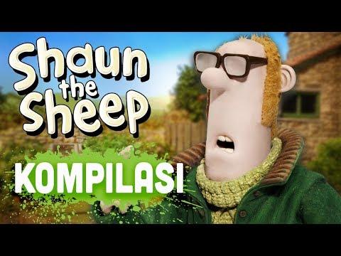 Shaun the Sheep - Season 4 Compilation (Episodes 1-5) (видео)