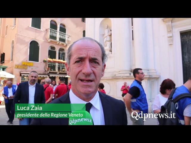 Venezia - Corte a sostegno della Pro Loco di Refrontolo