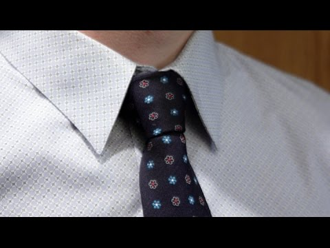 How to Tie a Tie - Made Simple | Pratt/Shelby Knot