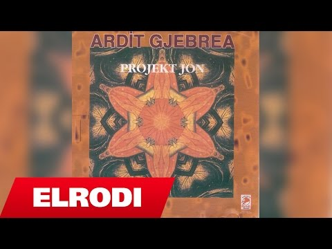 Ardit Gjebrea - Syzeza (Official Song) (видео)