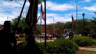 Latta (SC) United States  City new picture : Confederate Memorial Day Service Latta SC 2012