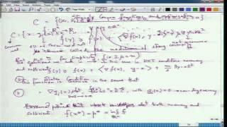 Mod-01 Lec-40 Convex Optimization