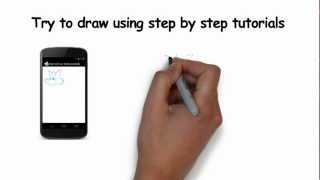 How to Draw: Cartoon Character YouTube video
