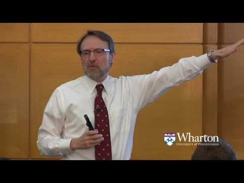 cappelli - Wharton Management Professor Peter Cappelli talks about his research on
