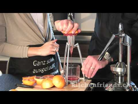 Küchentester - Saftpresse