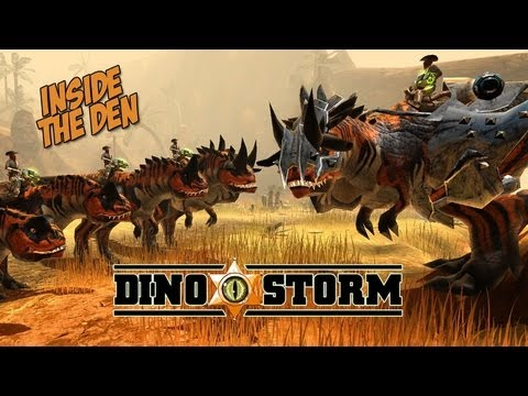 Dino Storm Gameplay Review Inside the Den HD Feature