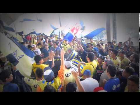 Ya llegó la banda... [América 3-1 Veracruz, Jornada 6, Apertura 2015] - Ritual Del Kaoz - América