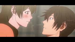 Nonton Kizumonogatari 3: Reiketsu-hen Kiss Scene HD / 傷物語〈Ⅲ冷血篇〉 Film Subtitle Indonesia Streaming Movie Download