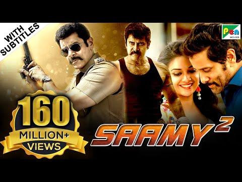 Saamy² (2019) | New Released Full Hindi Dubbed Movie | Vikram, Keerthy Suresh, Aishwarya Rajesh