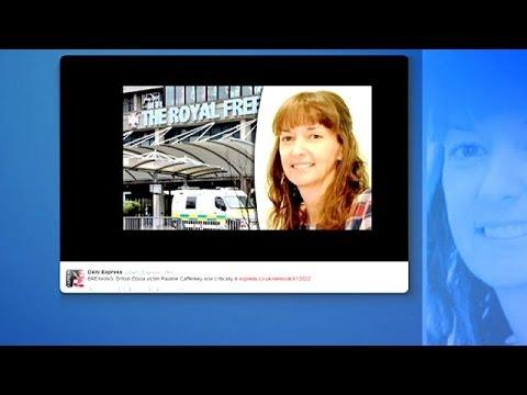 Μ.Βρετανία: Σε κρίσιμη κατάσταση η νοσοκόμα που προσβλήθηκε από τον Έμπολα